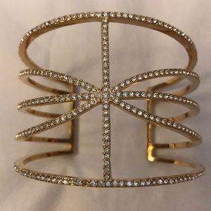 Vince Camuto rhinestone bracelet